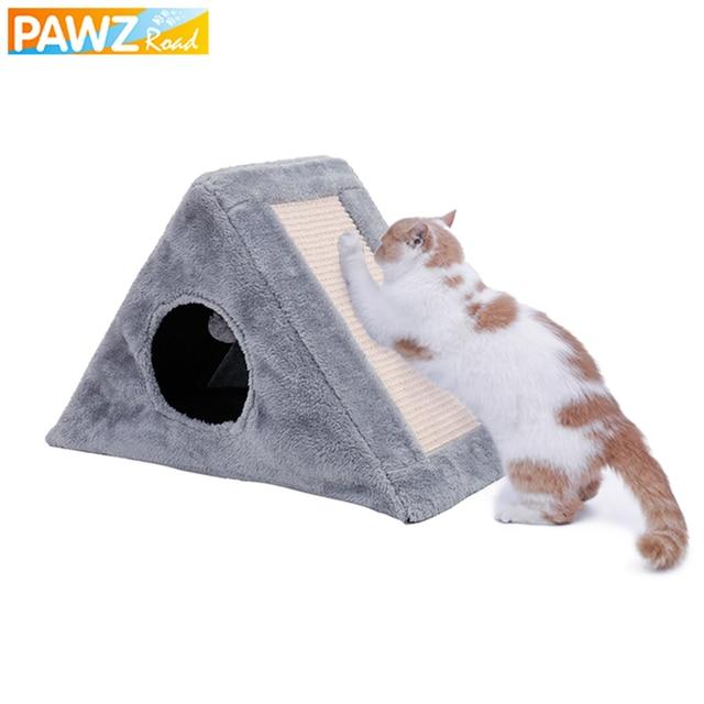 Unique Design Cat Scratcher Cat Toys Domestic Delivery Cat Climbing ...