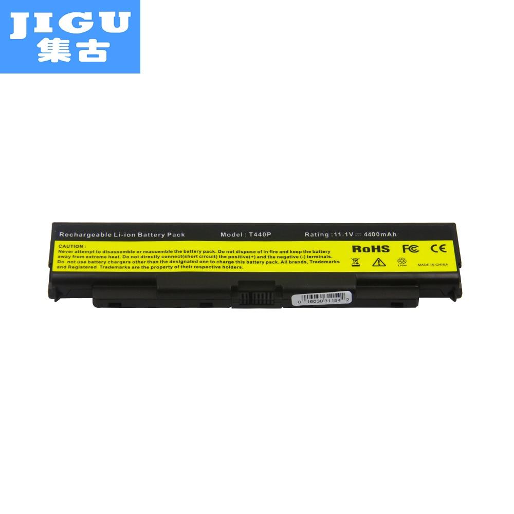 JIGU ноутбука Батарея для lenovo ThinkPad T440p T540p 45n1152 45N1153 w540  45n1145
