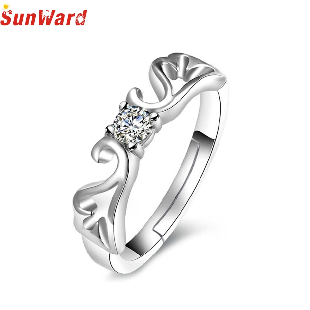 OTOKY Hot Sale 2018 Creative Wedding Ring Men And Women Open The Fashion Ring Drop Shipping F26
