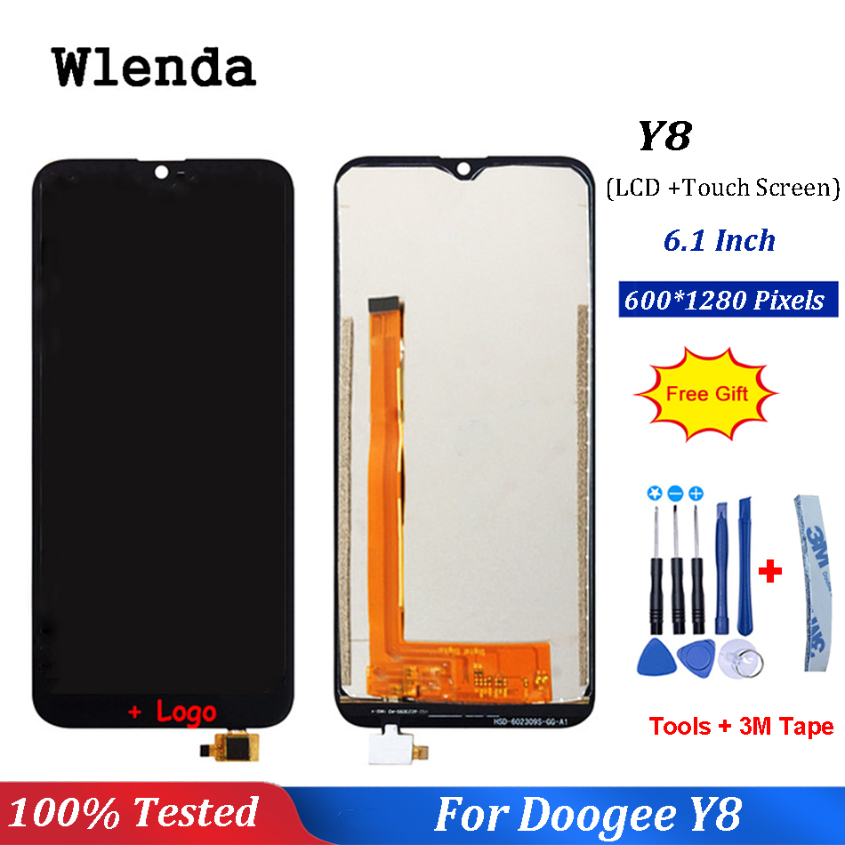 All kinds of cheap motor doogee y8 lcd in All C