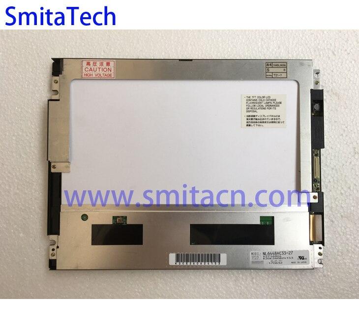 10.4 inch NL6448BC33-27 VGA 640*480 TFT LCD Screen display panel 10 4 inch 640 480 lq10px21 tft lcd panel screen display