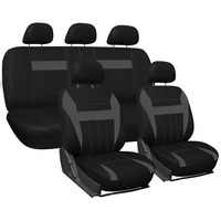 Airbag Car Seat Cover 9PCS Full Seat Covers Fit For Cars Covers Auto Interior Styling Automobile