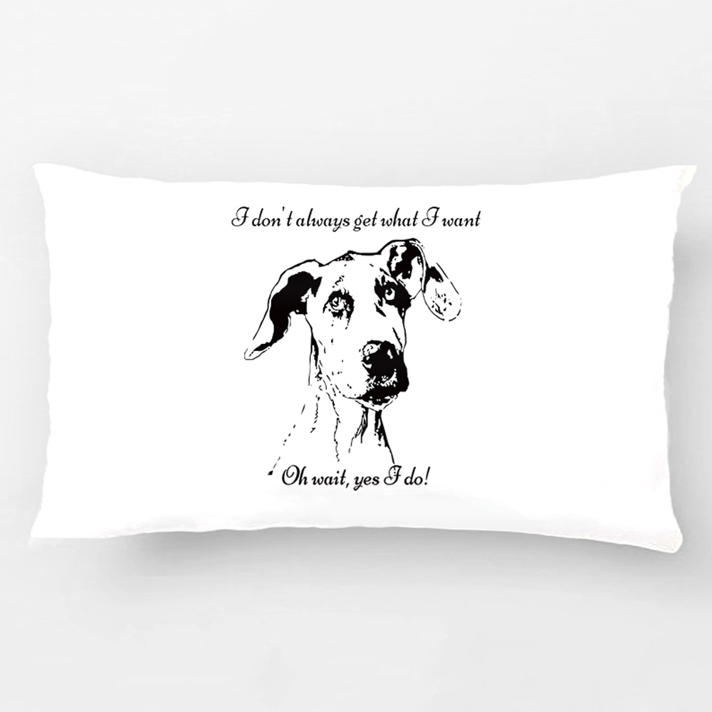 Dalmatian Dog Breed Novelty Bedding Pillowcase