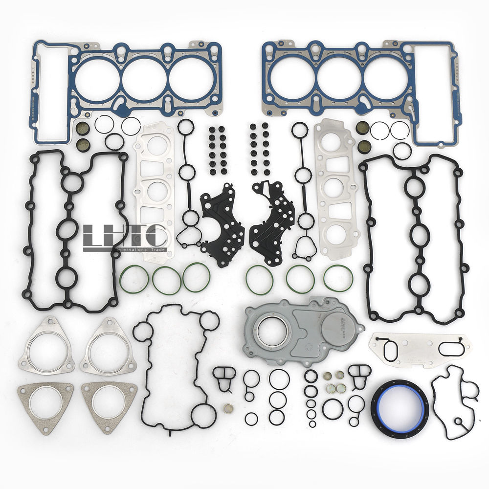 Engine Cylinder Head Valve Cover Gaskets Oil Seals Repair ...