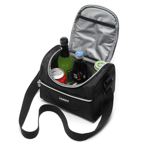 Image 5 - SANNE 5L Thermo Lunch Bag Waterproof Cooler Bag Insulated Lunch Box Thermal Lunch Bag for Kids Picnic Bag Simple and Stylish