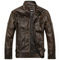 Brand Motorcycle Leather Jackets Men Autumn and Winter Leather Clothing Men Leather Jackets Male Business casual Coats 2015 New!