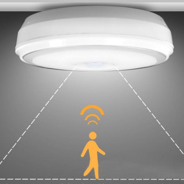 Smart Body Motion Sensor LED
