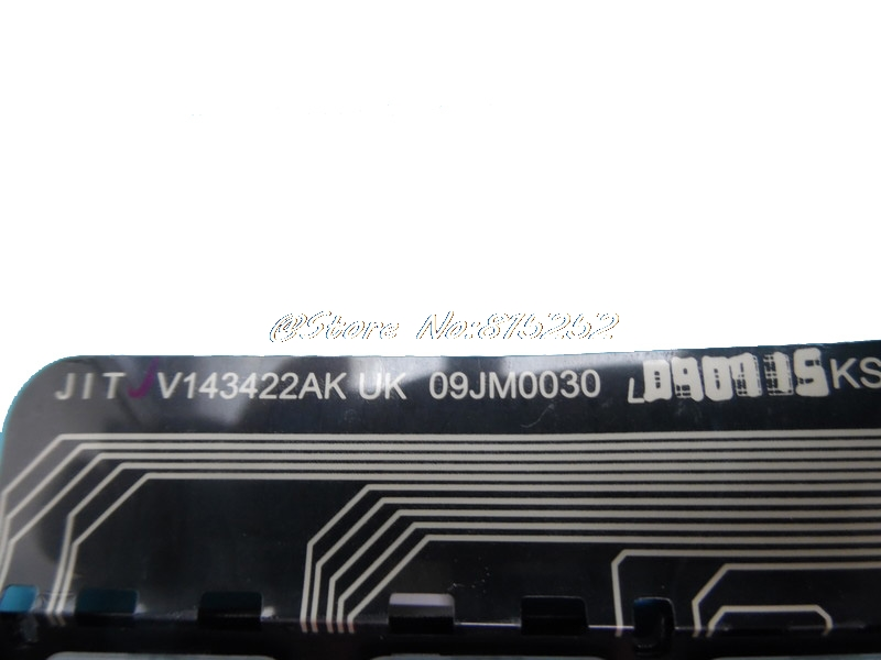 Crystal Backlit Keyboard For MSI GE72 2QL 6QF 6QC 6QD 6QL PE60 2QE 6QD 6QE PE70 2QE 6QD PE72 7RD GL62 6QE GL62M 7RDX US Russian in Keyboards from Computer Office