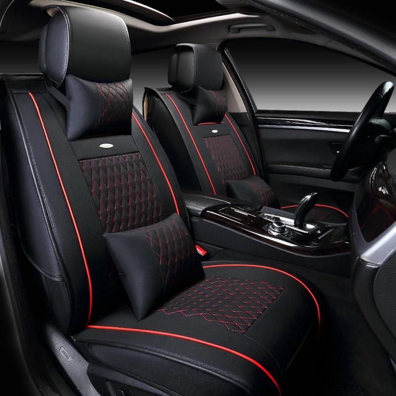 Leather Car Seat Covers For Hyundai Elantra