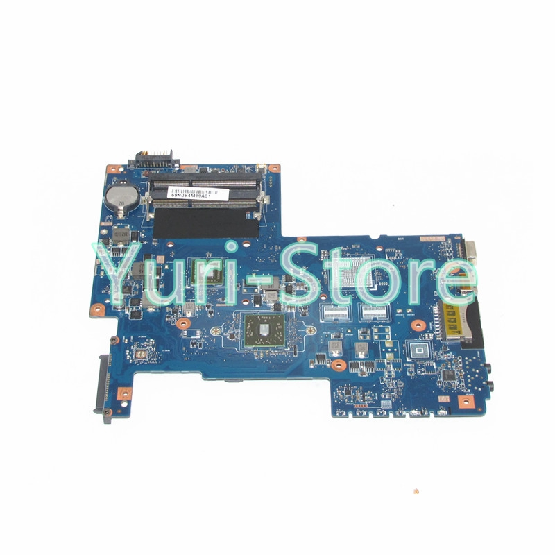 NOKOTION For Toshiba Satellite C670 C670D Laptop motherboard PN 08N1-0NG0J00 H000036110 nokotion sps v000138980 for toshiba satellite l300 l305d motherboard 216 0674024 ddr2 6050a2323101 mb a01