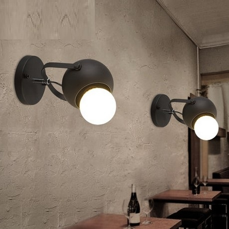 Loft Style Wall Sconce LED Wall Lamp Industrial Vintage Wall Light Fixtures For Home Antique Indoor Lighting Lampara Pared loft style iron edison wall sconce industrial lamp wheels vintage wall light fixtures antique indoor lighting lampara pared 220v