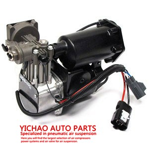 REBUILD GENUINE FOR LAND ROVER Range Rover Sport 2006-2013 AIR SUSPENSION COMPRESSOR Pum ...
