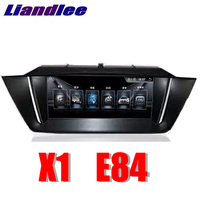 Liandlee Car Multimedia Player NAVI For BMW X1 E84 2009~2015 Car Radio Stereo GPS Navigation
