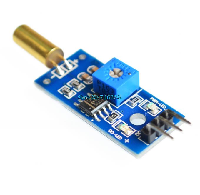 Tilt Sensor Module Switch Microcontroller Electronic Building Blocks for robot Dropshipping