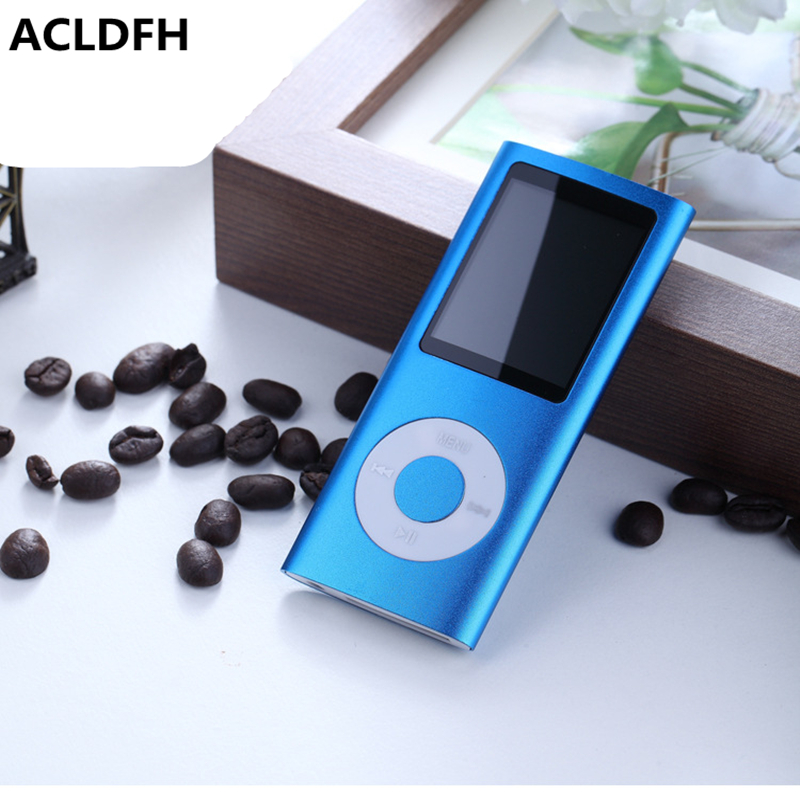 ACLDFH Mp3 Musik-player Radio FM Recorder Speler Lecteur HIFI Mp3 Sport Clip USB Aux muziek digital led bildschirm spieler mp-3