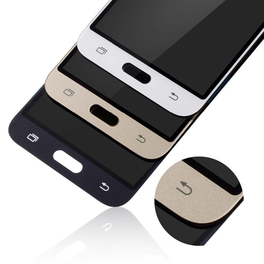 Image 3 - Замена ЖК дисплея для Samsung Galaxy J3 2016 J320 J320F J320H ЖК дисплей с сенсорным экраном дигитайзер сборка инструменты управления яркостью-in ЖК-экраны для мобильного телефона from Мобильные телефоны и телекоммуникации