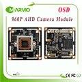 960 P 1.3MP (Пикселей) AHD Аналоговый Высокой Четкости камеры Безопасности Модули HD DIY видеонаблюдения, бесплатная Доставка