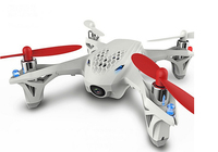 F08562 Hubsan X4 H107D 2 4G Quadrocopter 4 Axis RC Aircraft RTF With Aerial Camera Video