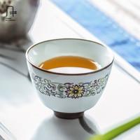 Цзиндэчжэнь Guan печи керамическая чашка кунг фу чайный сервиз Селадон Винтаж ручной работы мастеров чашка керамическая чашка Китай чашки