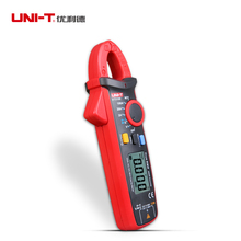 купить Uni-t UT210D Digital tensao resistencia capacitancia Clamp Meter multimetro temperatura medida multitester Auto Range multimetro по цене 2753.1 рублей