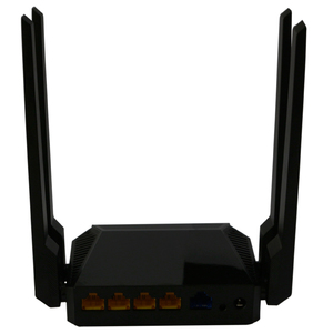 Image 1 - openWRT enrutador e3372 modem 300Mbps wifi router MT7620 chip,support OpenWrt ,external usb CPU WiFi Router  USB  Soho