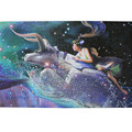 Starz 1000Pcs Taurus Horoscope Common Paper Puzzle Twelve Constellations Theme Toys Best Adult Gift 50cm*75cm
