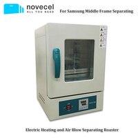 Novecel электрическое отопление и воздушный удар разделительная печь для обжига для samsung Ближний рамка полное тестирование перед отправкой