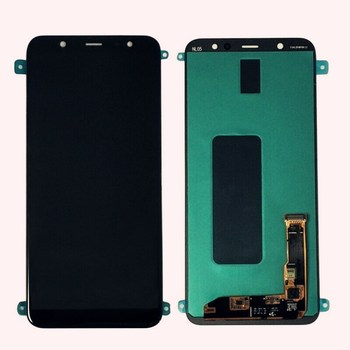 """6.4""""Sinbeda  AMOLED LCD For SAMSUNG Galaxy J805 LCD Touch Screen Digitizer For SAMSUNG J8 Plus 2018 LCD J8+ 2018 J805 Display $"""