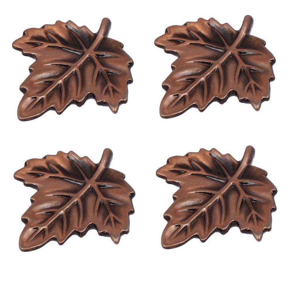 popular leaf cabinet handles buy cheap leaf cabinet handles lots antique copper leaf shape kitchen cabinet knob wardrobe handles furniture hardware zinc alloy door handle