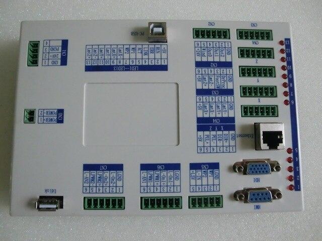 CO2 гравировка контроля rdc6332g