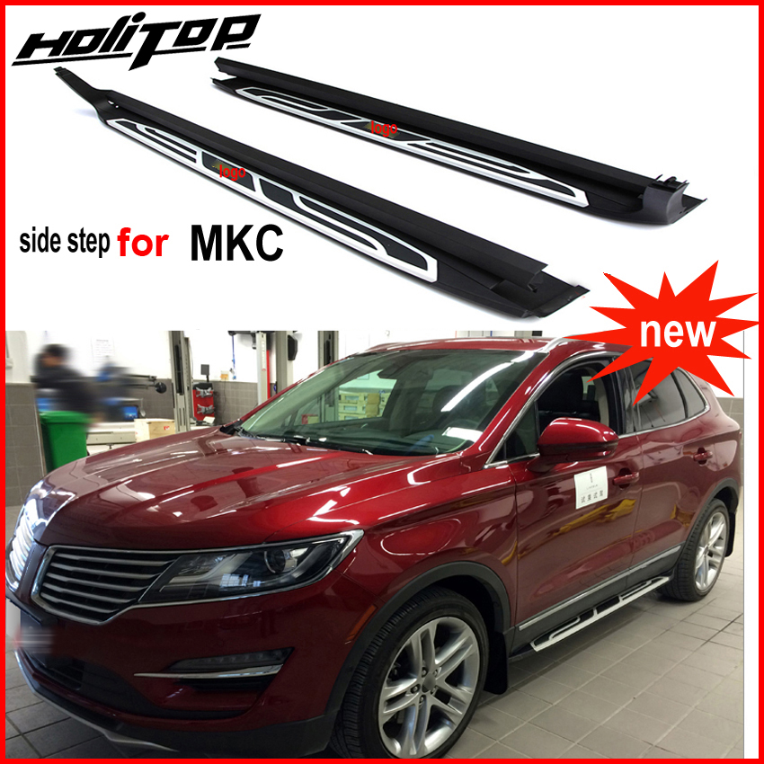 2017 Lincoln Mkc Suspension: HOT Running Board Side Step Bar Foot Pedals For Lincoln