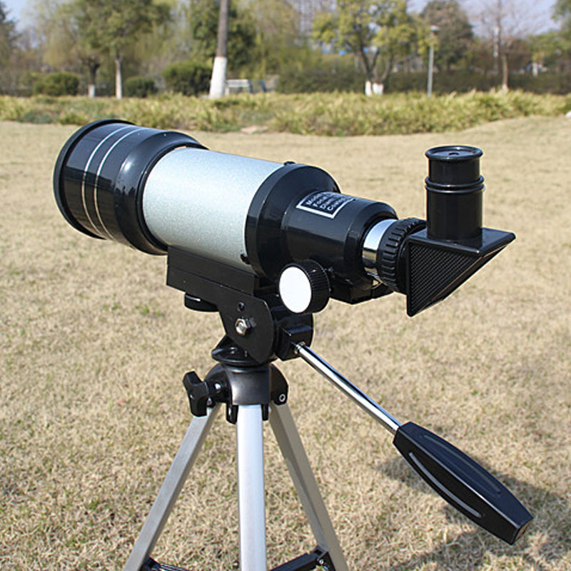 Genuine Astronomical Telescope F30070 Optical telescopio Professional monocular astronomic Jumelles Zoom scope Science Jnash 8x zoom optical mobile phone telescope camera white