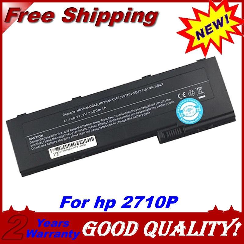 JIGU Laptop Battery For HP EliteBook 2740p 2740w 2730p 2760p 2710p HSTNN CB45 HSTNN XB4X NBP6B17B1