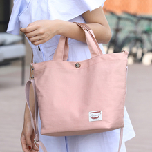 New Super Hot Ladies Hand Bag Tote Casual Canvas Women Handbags Simple Female Shoulder Bag Black Blue 2019 Bolsas Feminina сумка через плечо new 2014 hot canvas bucket bag female casual shoulder bag 2015 bl059