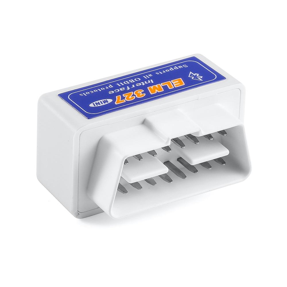 Elm327 V1.5 Bluetooth OBD2 Scanner Diagnose Auto Elm327 V1.5 V2.1 OBD 2 Ulme 327 Auto Diagnose Werkzeug ODB2 Auto Scan adapter