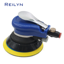 pneumatic polishing machine 5 polisher tool Air sander Polishing floor wood furniture car