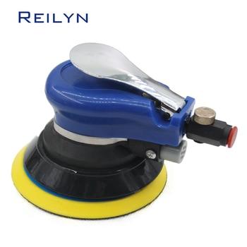 цена на pneumatic polishing machine 5 polisher tool Air sander Polishing tool floor wood furniture car polishing tool