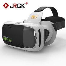 RITECH VMAX Virtual Reality Box VR Glasses 3D Gafas VR Helmet Cardboard for iPhone 6s 7 xiaomi Samsung 4.7-6 inches Smartphone