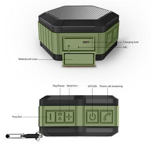 Image 4 - IP65 Impermeabile Bluetooth Altoparlante Subwoofer Potente Mini Altoparlante Portatile Senza Fili Per Telefono Esterno Scatola di Musica del Gioco