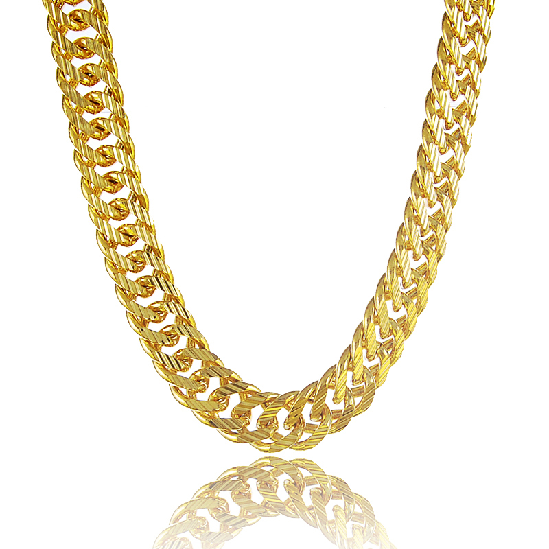 high quality new style fashion 24k gold cool jewelry
