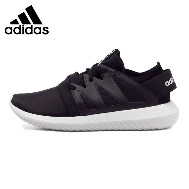 Original New Arrival 2017 Adidas Originals TUBULAR VIRAL W Women's  Skateboarding Shoes Sneakers