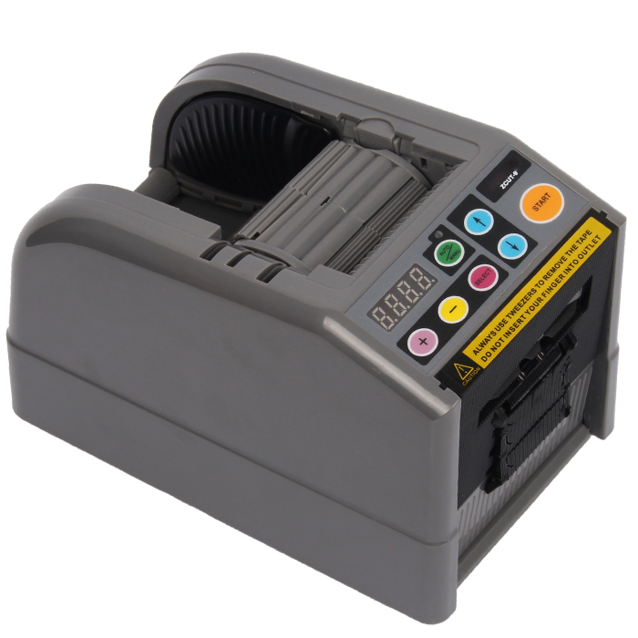 220V Automatic Tape Dispensers Adhesive Nonadhesive Tape Cutter Packaging Machine dispensador de cinta ZCUT-9 tape cutter sealing device tape machine packing machinetape dispenser dispensador de cinta distributeur de ruban office supply