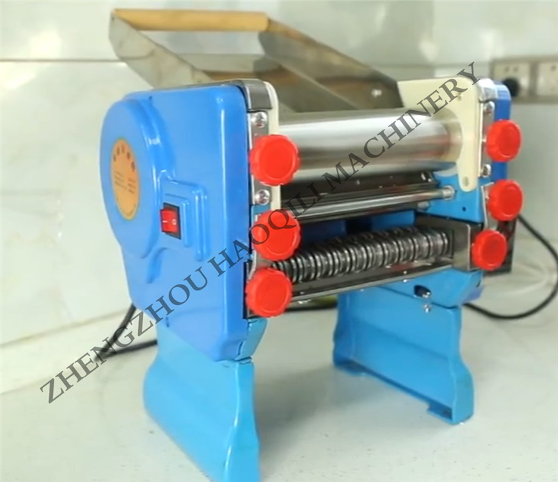 High quality luxury electric pasta maker noodle making for Food bar press machine