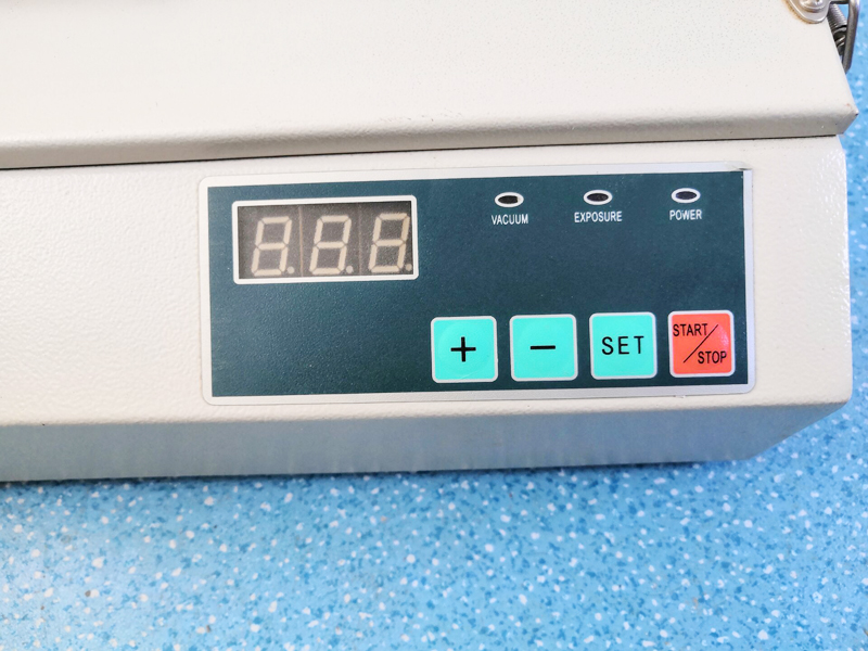 HOT SALE] Mini LED Exposure Machine For Pad Printing-in