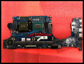 Original 0R99XN FOR Dell FOR xps15 9530 motherboard WITH I7 CPU La-9941p CN-0R99XN R99XN Test OK