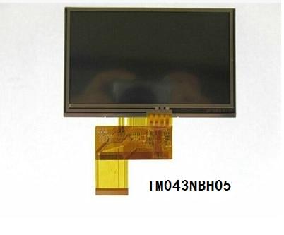 все цены на New 4.3 -inch LCD screen touch the GPS TM043NBH02 belt machine learning free shipping онлайн