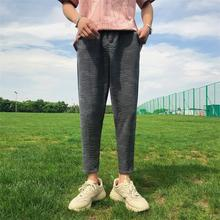 Military Pleated Ventilate Thin Loose Men Ankle Length Pants 2018 Summer Casual Camouflage Cotton Joggers Sweatpants Homme M-2XL