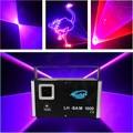 1000 мВт Профессиональный Сценический розовый лазерный свет/розовый анимационный лазерный свет/DJ Лазерный свет для продажи