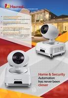 Wireless Alarm IP Camera WIFI 720P 1 0 MP PIR Sensor TF Card Slot ONVIF P2P