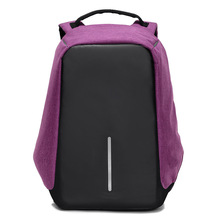 ФОТО laptop backpack usb charging anti theft backpack men women travel backpack waterproof school bag